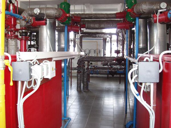 строительство котельных и газопроводов